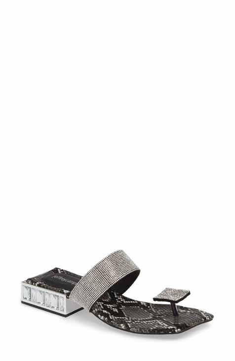 Weekend Sale Jeffrey Campbell Alise Embellished Sandal (Women)