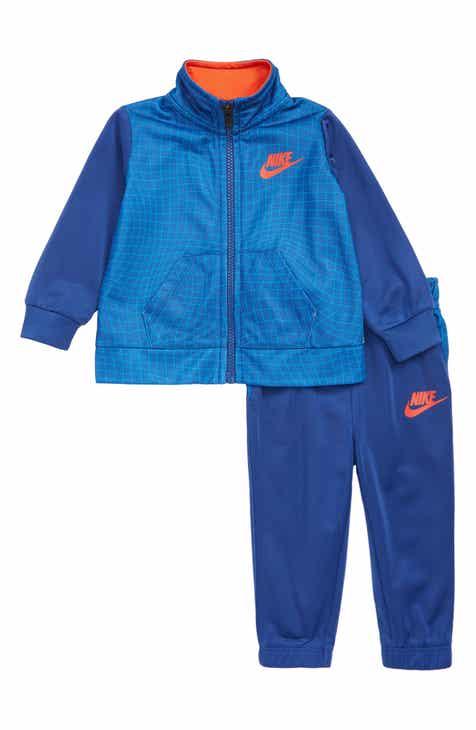 fd563c7eca Nike Warp Grid Tricot Track Suit Set (Baby)