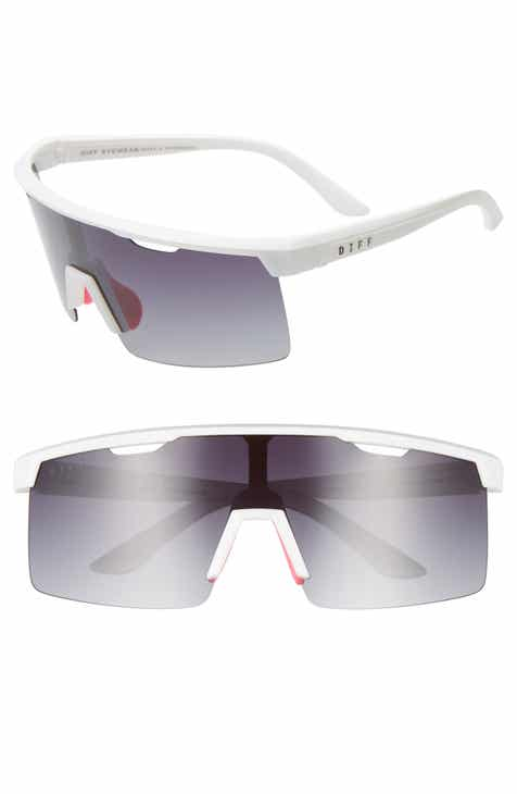 607b680f826 DIFF Luka 140mm Polarized Shield Sunglasses