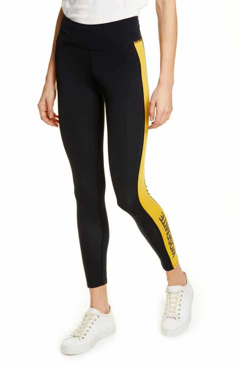 65811e7df8e James Perse Contrast Panel Leggings