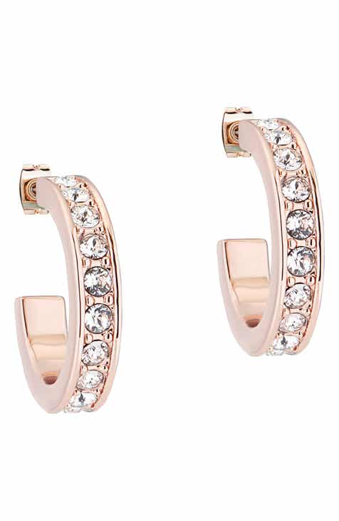 b4892481d Ted Baker London Seannia Hoop Earrings (Nordstrom Exclusive).  65.00.  Product Image. ROSE GOLD
