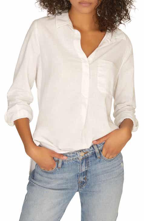9f8498fb8efedb Sanctuary Miles Tunic Shirt (Regular   Petite)