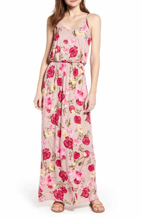 d663f887639c Women s Pink Casual Dresses