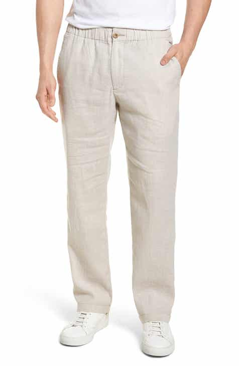 3190607ae8f5 Tommy Bahama Beach Linen Blend Pants