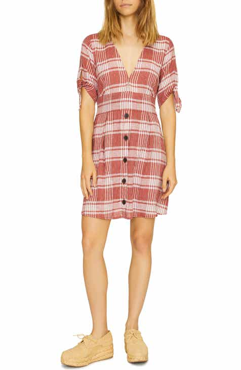 Sanctuary Modern Love Button Dress