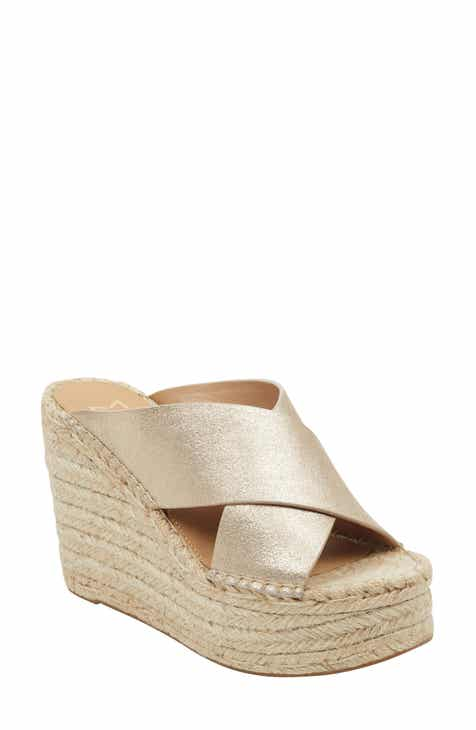 a057acd23c Marc Fisher LTD Aden Platform Wedge Sandal (Women)