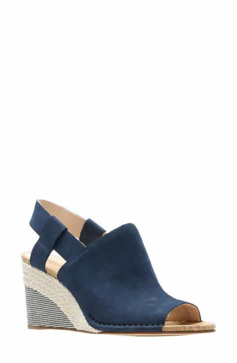 62fd5970c36a Clarks® Spiced Bay Espadrille Wedge Sandal (Women)
