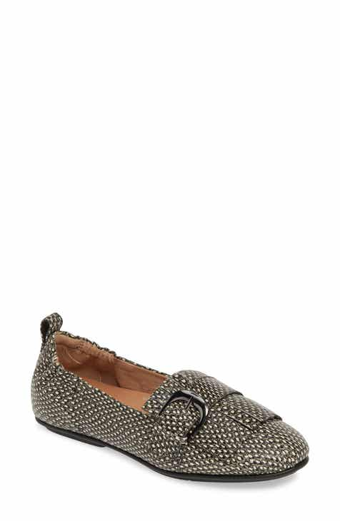 f3919ba70dd FitFlop Allegro Snake Print Ballet Flat (Women) (Nordstrom Exclusive)