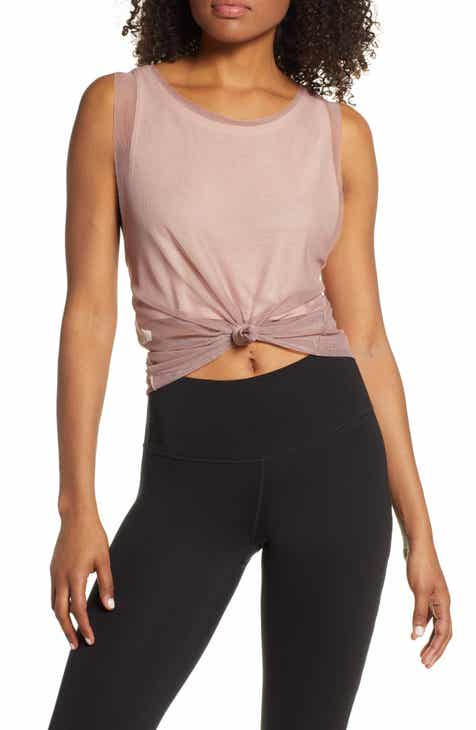 Alo Layer-Up Tank By ALO by ALO Today Sale Only