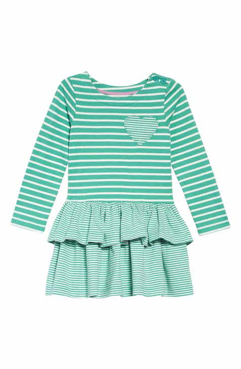 7f5a9e261e440 Mini Boden Stripy Jersey Dress (Toddler Girls, Little Girls & Big Girls)
