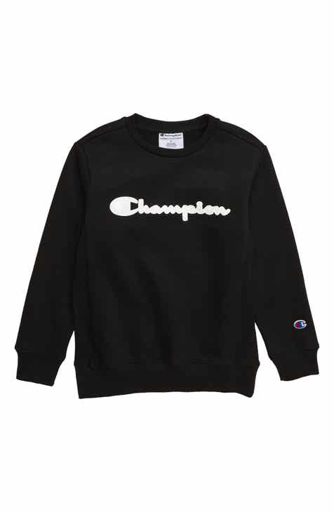 f256f56a40c4 Champion Premium Fleece Crewneck Sweatshirt (Big Girls)