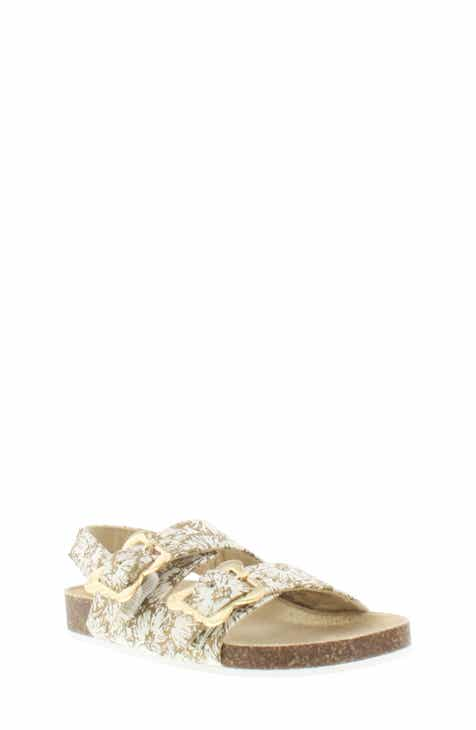 79ac48577 MICHAEL Michael Kors Ethel Cosmos Sandal (Walker & Toddler)