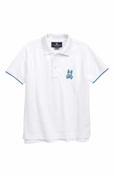 67d960532b8 Psycho Bunny Neon Camo Embroidered Polo (Little Boys   Big Boys)