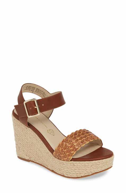 fd11fc30f7c4 BC Footwear Peonies Vegan Espadrille Wedge Sandal (Women)