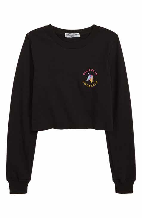 037022e3d Girls  Sweatshirts   Hoodies Clothing and Accessories