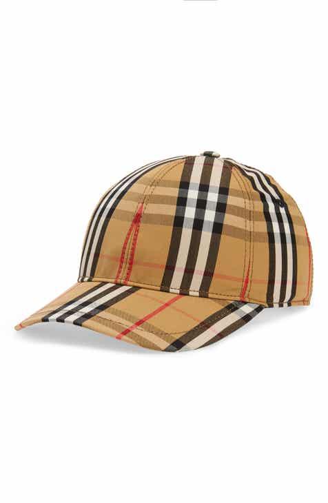 59a3b1ba0f6 Burberry Vintage Check Baseball Cap