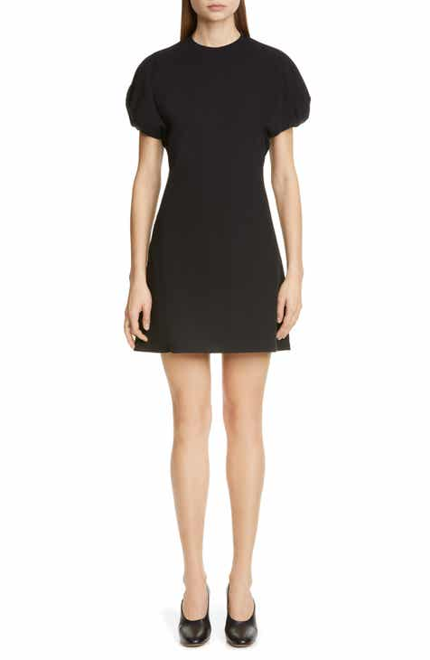 Beaufille Leda Puff Sleeve Dress by BEAUFILLE
