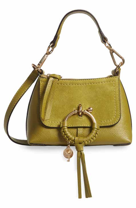 4efa75ac5 See by Chloé Mini Joan Leather Crossbody Bag