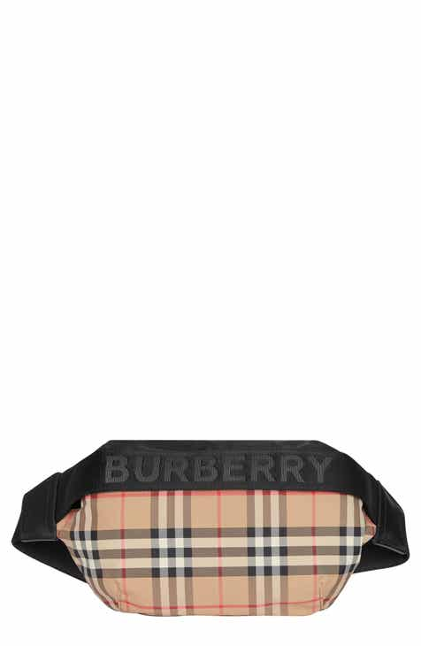 68d67ffdf80e Burberrry Medium Sonny Vintage Check Belt Bag