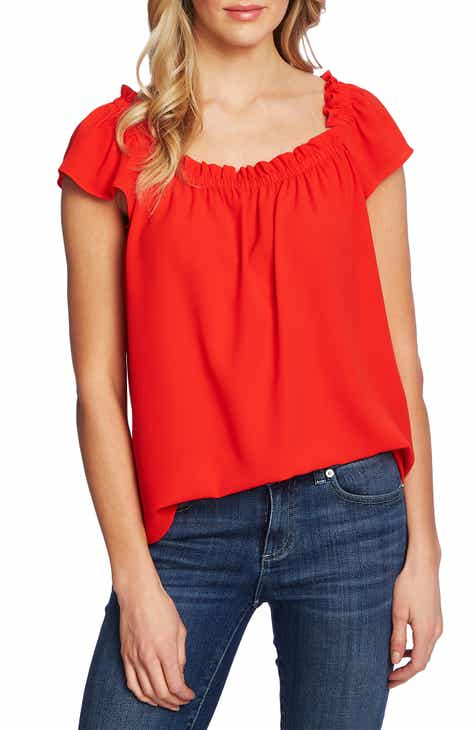 3ea0e0b0957c85 Women's Red Tops | Nordstrom