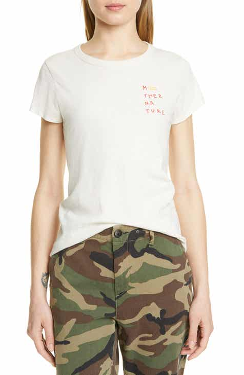 08cac355bd7b0 rag & bone Mother Nature Graphic Tee