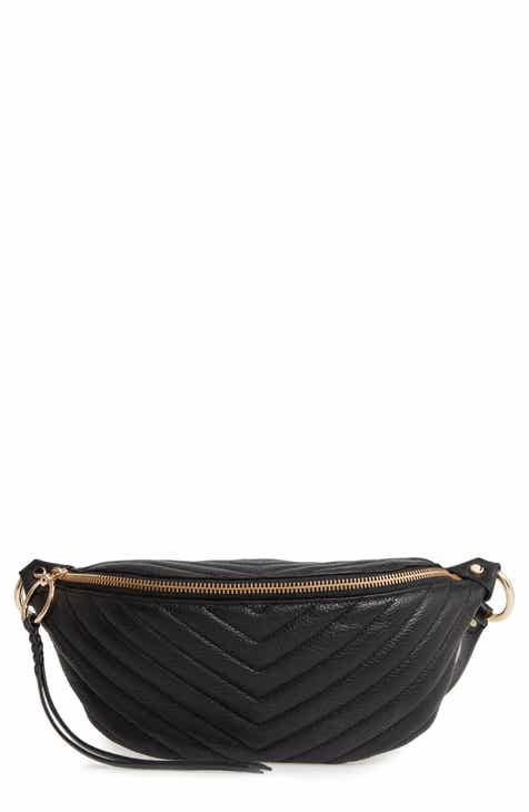 6f11e36cd Rebecca Minkoff Edie Leather Belt Bag