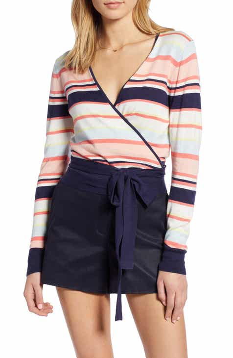 b17b5de6ab1 1901 Wrap Sweater (Regular   Petite)