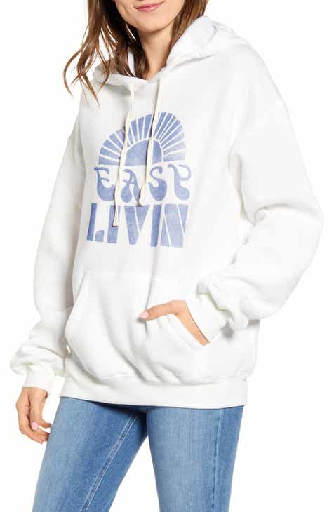 vuori Halo Performance Hooded Pullover Sweater by VUORI