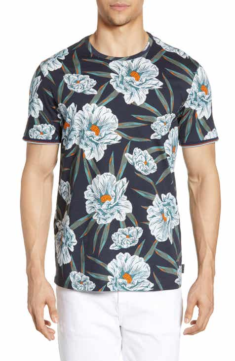 f628e4971 Men's Ted Baker London T-Shirts, Tank Tops, & Graphic Tees | Nordstrom
