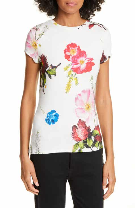 a51dfee18 Ted Baker London Berry Sundae Floral Tee