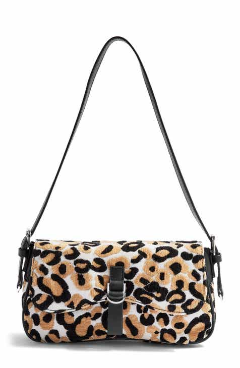 4a50e40c4083 Topshop Zambia Flap Shoulder Bag