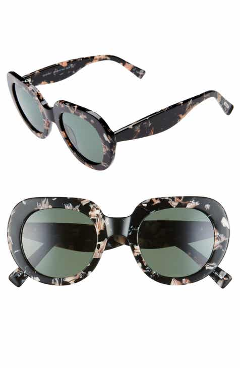 eb6d4c53c37 eyebobs Found Her 49mm Polarized Round Sunglasses