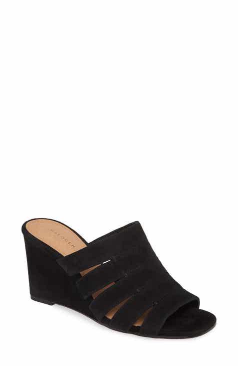 23e4a05403f Halogen® Annabelle Wedge Slide Sandal (Women)