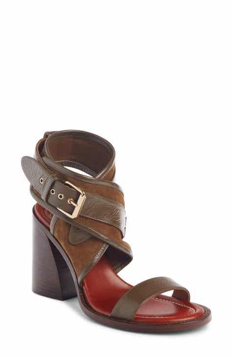 5fe2c9dbe810 Chloé Aria Ankle Strap Sandal (Women)