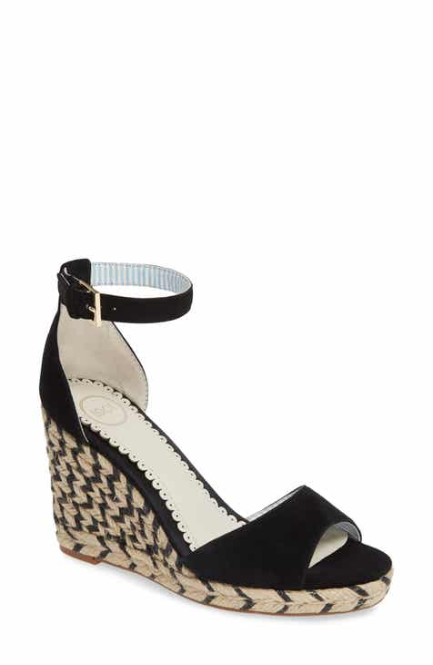 acc262150b82 1901 Nadine Espadrille Wedge Ankle Strap Sandal (Women)