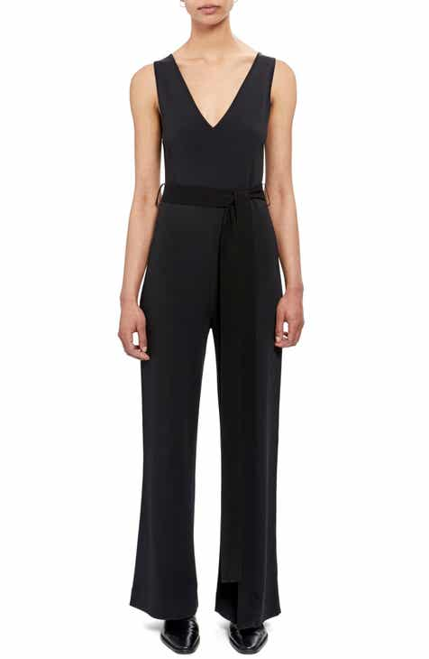 Theory Lustra Knit Jumpsuit