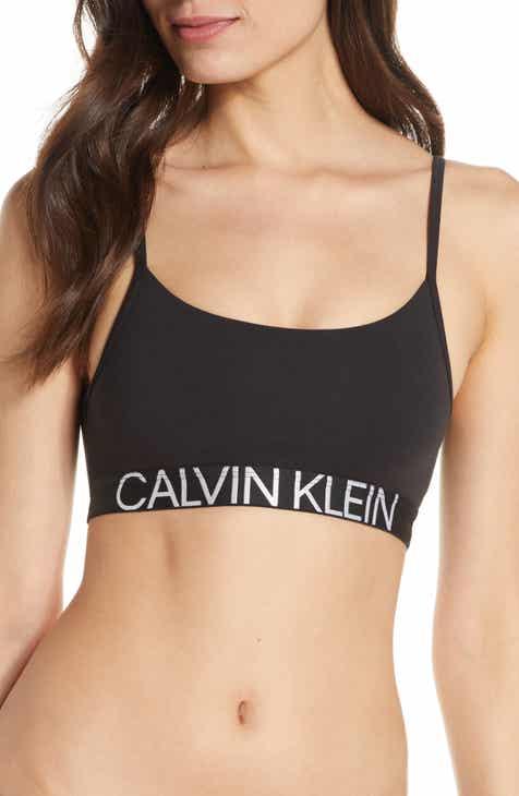 c0180d15f5a Calvin Klein Statement 1981 Unlined Bralette