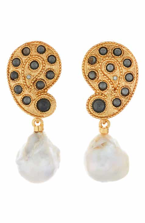29bb28829f4 Women's Pearl Earrings | Nordstrom