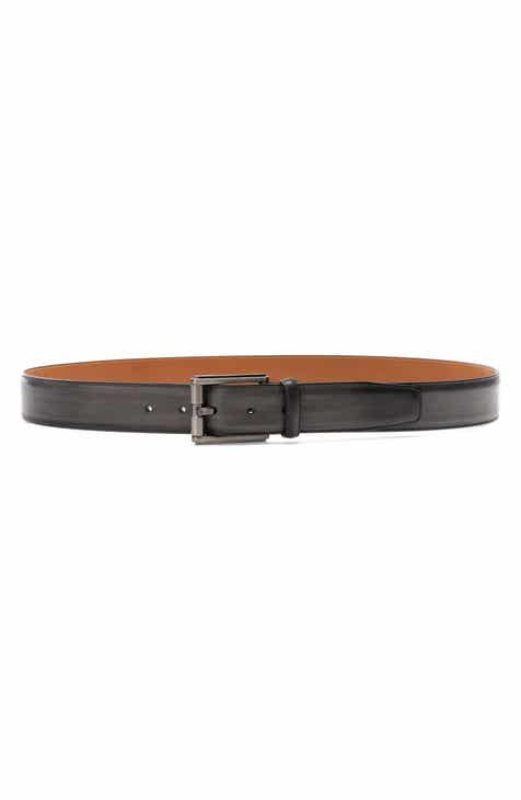 96e52c5226e Magnanni Dali Leather Belt