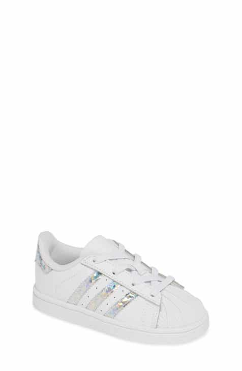 89f9d3f3d adidas Superstar Metallic Sneaker (Baby/Crib, Walker, Toddler, Little Kid,  Big Kid)