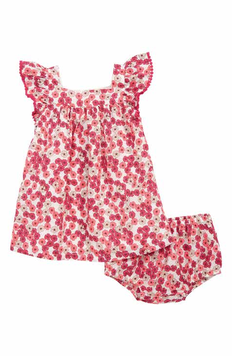 Baby Girls' Clothing: Dresses, Bodysuits & Footies | Nordstrom