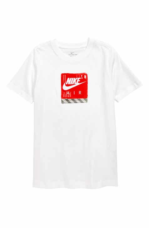 d0061f09 Nike Sportswear Air Shoe Box Graphic T-Shirt (Little Boys & Big Boys)