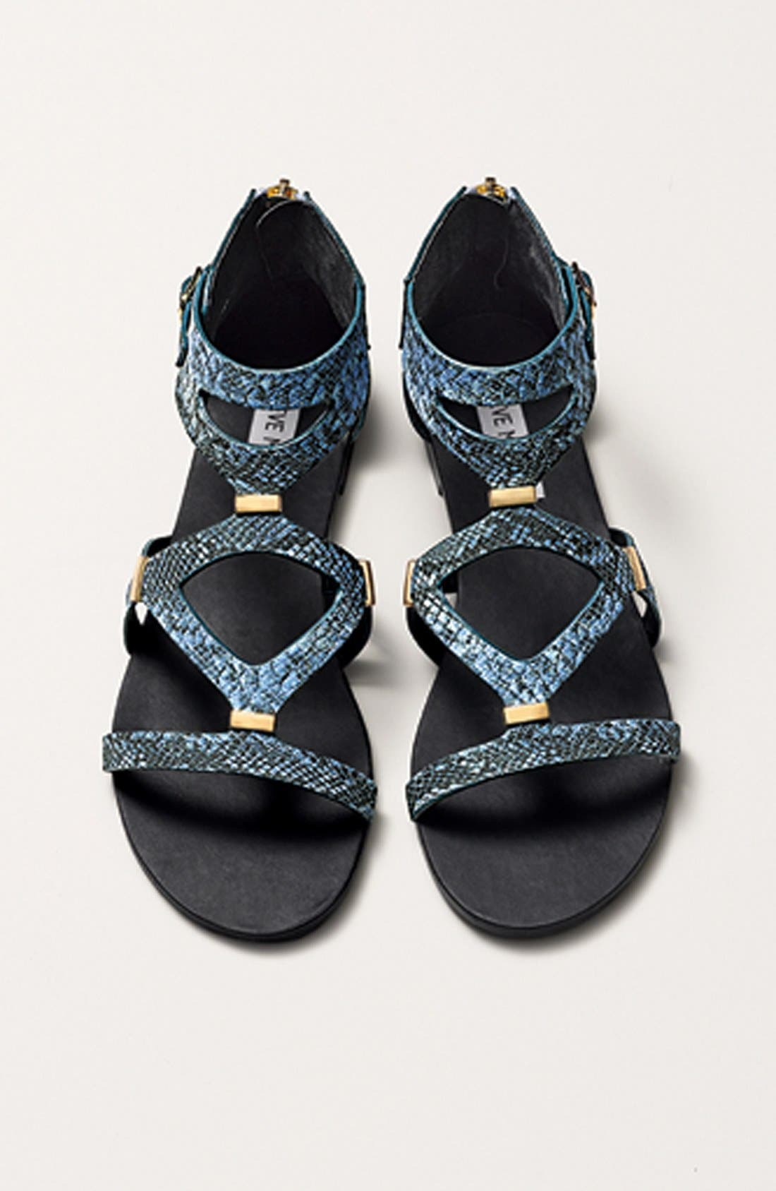 Alternate Image 5  - Steve Madden 'Comly' Gladiator Sandal (Women)