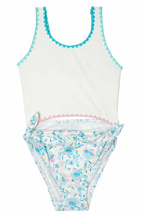 08be82fdcb Gossip Girl Wild Blooms One-Piece Swimsuit (Big Girls)