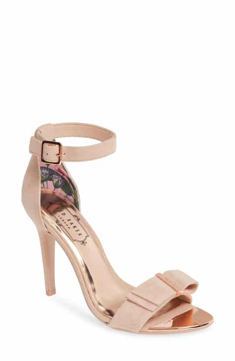 2419eadcf8 Ted Baker London Hanma Ankle Strap Sandal (Women)