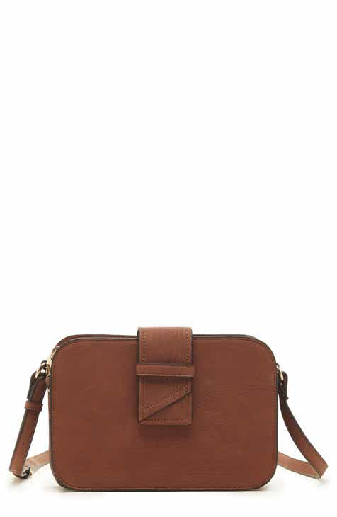 37acc7e61b4a08 Sole Society Valah Faux Leather Crossbody Bag