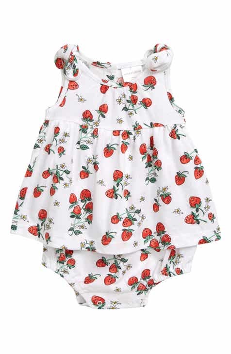 8df6b6658450 Baby Girls' Clothing: Dresses, Bodysuits & Footies | Nordstrom