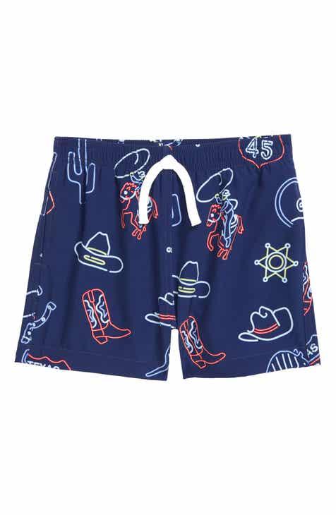 68aaa0ada3e1d Chubbies Texas Neon Lights Swim Trunks (Toddler Boys & Little Boys)