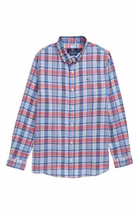 278301f38 Kids' Casual Button-Down Shirts Apparel: T-Shirts, Jeans, Pants ...