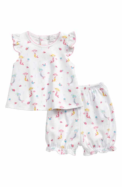 b80d408c Kissy Kissy Mermaid Fun Top & Shorts Set (Baby)